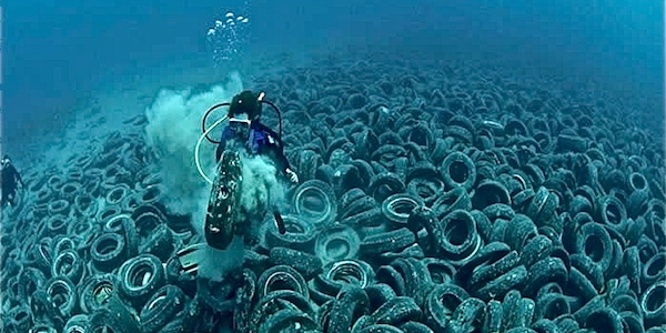 Tyres and Landfills